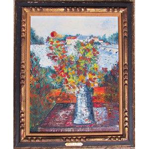 David Nemerov, Breath of Spring, Oil Painting