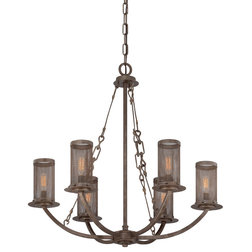 Fresh Industrial Chandeliers by Savoy House