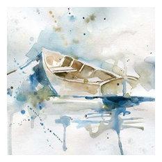 Malibu Marina II by Carol Robinson Canvas Print