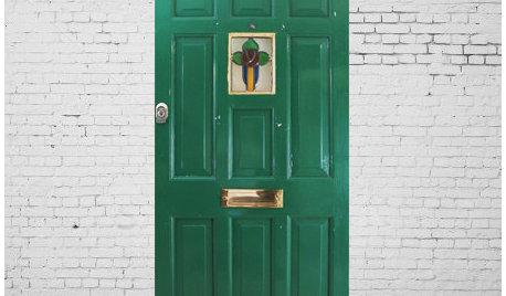 ディテールにこだわる家づくり:玄関ドア編