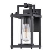 Quoizel Garrett One Light Outdoor Lantern GRE8406MBK