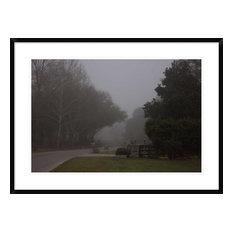 """Morning Mist"" Artwork, 36""x26.1"""