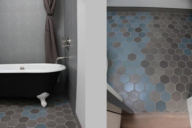 Modern  Modern Bathroom