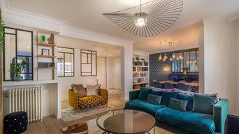 Rénovation d'un appartement à Neuilly