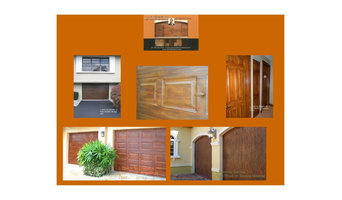 garage doors and entrance doors
