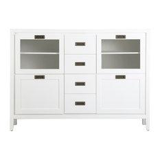 Kehra Slim Sideboard, White