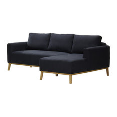 Campos Sectional Sofa Right Corner
