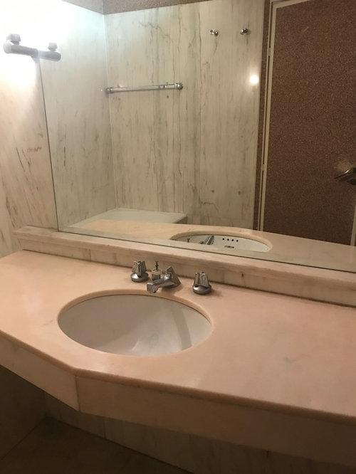 Moderniser salle de bain en marbre