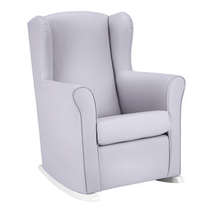 Julia Nursing Chair, Grey