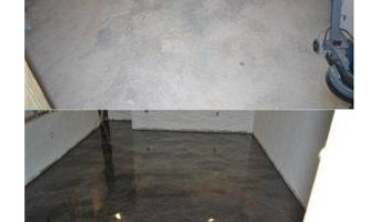 Tru-Shimmer Floor ( Metallic Epoxy Floor System )