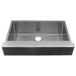 Contemporary Kitchen Sinks by The Sink Source