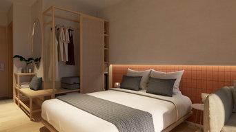 Restyling habitación de hotel