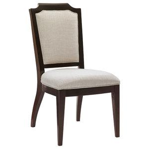 Lexington Kensington Place Candace Dining Chair, Ivory