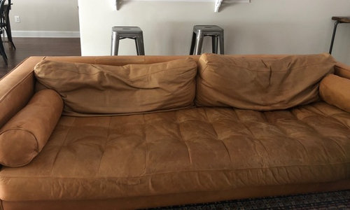Does Anyone Else Have Issues With The Article Sven Sofa