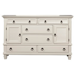 Traditional Dressers by Alpine Furniture, Inc