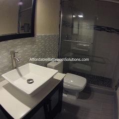 Affordable Bathroom Solutions Oakland Park FL US - Bathroom remodeling pembroke pines fl