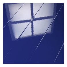 Supergloss Planks Collection, Set of 8, Dark Blue, Royal Blue