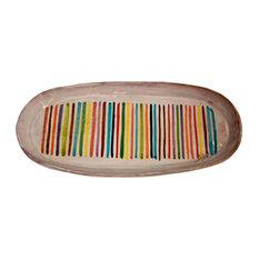 Ovale Ceramic Tray