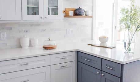 Kitchen Tour: A Layout Tweak Gives a Small Kitchen More Storage