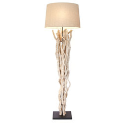 Luxury Beach Style Floor Lamps by Natural design house