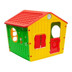 Starplay Children's Galilee Village House, Classic Color Combination