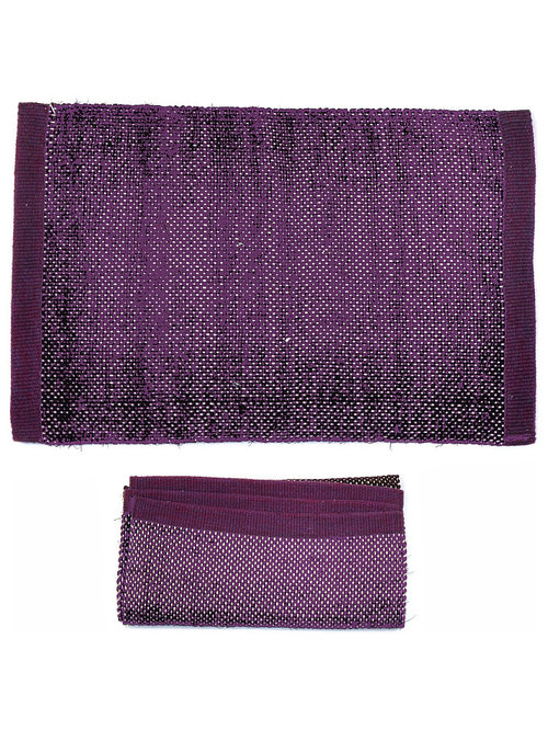 re:loom - re:loom Handwoven Placemats, Set of 4 - Placemats