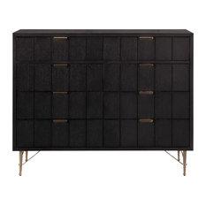 Bobby Berk Lehn Double Dresser By A.R.T. Furniture