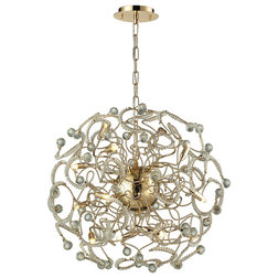 Epic Contemporary Chandeliers by HedgeApple