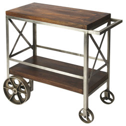 Industrial Bar Carts by GwG Outlet