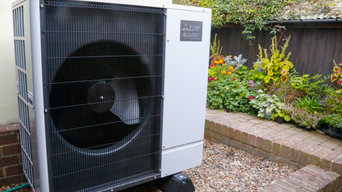 800th air source heat pump instal