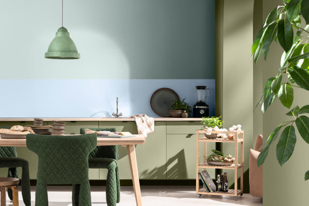 Dining Room by Dulux
