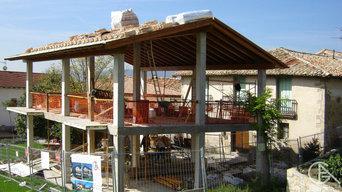Vivienda unifamiliar en Iza (Navarra)