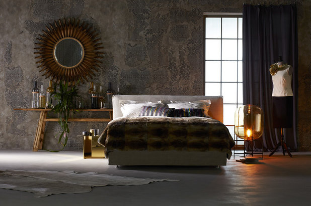 boxspringbetten hype oder siebter himmel. Black Bedroom Furniture Sets. Home Design Ideas