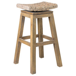 Tropical Bar Stools And Counter Stools by Ecotessa