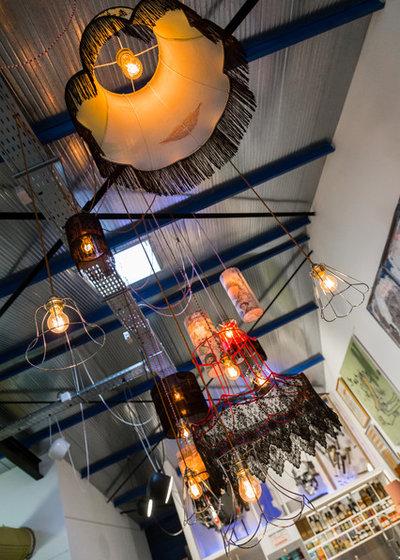 suivez le guide l tonnant loft d un transporteur passionn d art. Black Bedroom Furniture Sets. Home Design Ideas