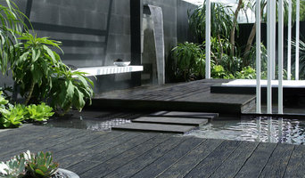 Carbonised Emberred Millboard Decking