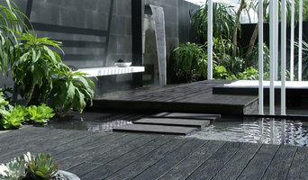 Carbonised Emberred Millboard Decking