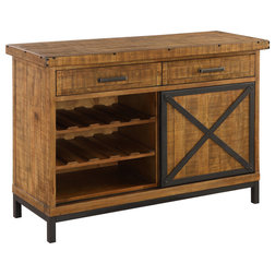 Rustic Buffets And Sideboards by Emerald Home
