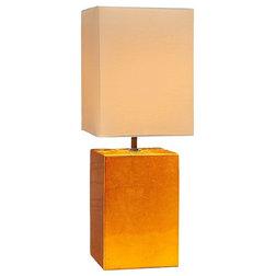 Ideal Contemporary Table Lamps Mini Metallic Lamp