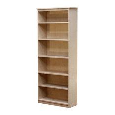 Lexington Bookcase, 12x30x72, Unfinished
