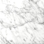 """Emser Tile - Marble Bianco Gioia 24""""x24"""" Marble Large Format Floor Tile, Set of 4 - Bianco Gioia is a luxurious white marble with variations of cool grays and whites. Natural color and veining variations make each piece unique. Multiple sizes in polished and honed finishes allow for a range of applications."""