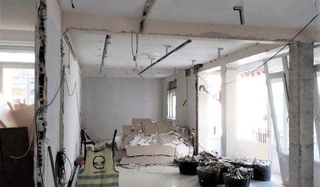 La reforma integral de un piso de los años 60 en Granada