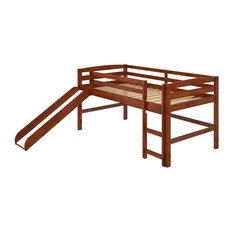 2-Pc Mini Loft Set in Chocolate