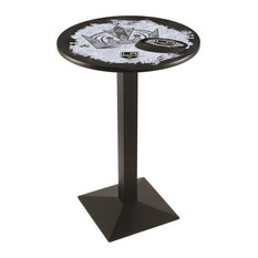 Los Angeles Kings Pub Table 28-inchx42-inch