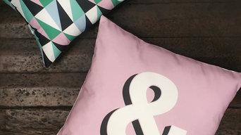 Lark Cushions