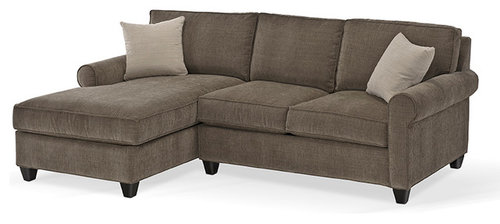 Rosie Sectional - Sectional Sofas