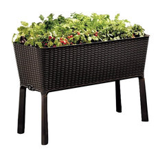 Patio Planter, Raised Garden Bed