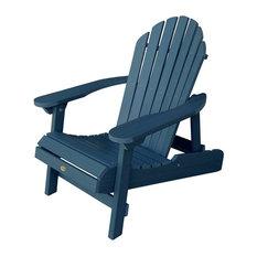 Hamilton Adirondack Chair, Nantucket Blue