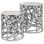 IMAX Worldwide Home - Daltry Coastal Tables, 2-Piece Set - *Please Note*