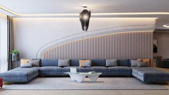 Dani Living Room